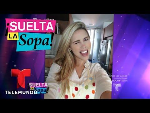 Sorprenden a Luis Miguel con una rubia en Miami | Suelta La Sopa | Entretenimiento