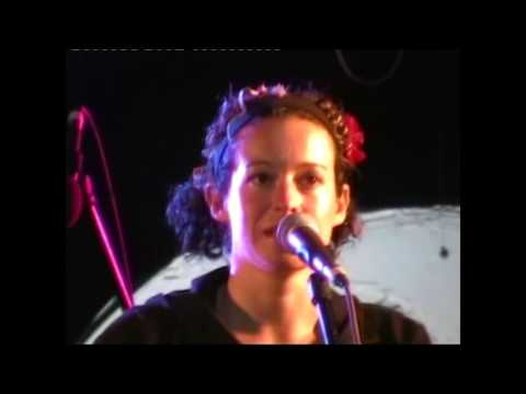 Kate Rusby performing at the first Solfest (2004)