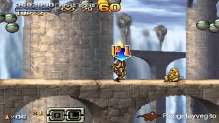 Metal Slug XX All missions/Todas las misiones Difícil/Hard