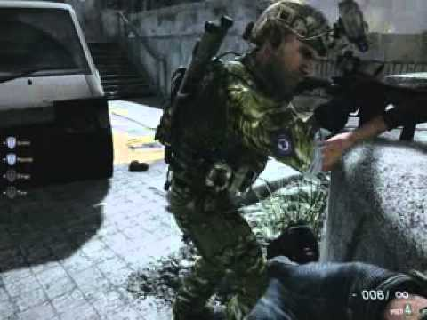 Medal Of Honor Warfighter Search the UN Building & search the hotel