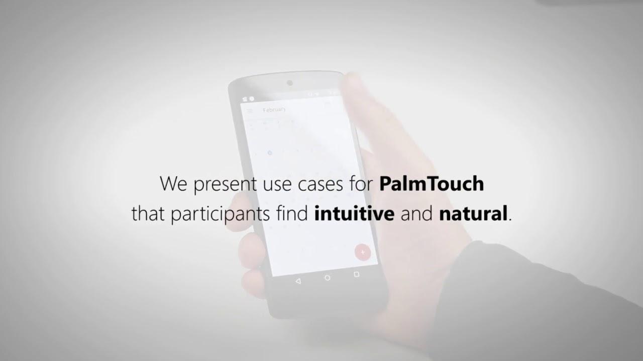 PalmTouch