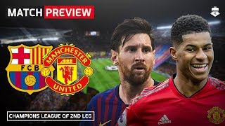 SOLSKJAER'S NOU CAMP MIRACLE? Barcelona vs Manchester United Preview