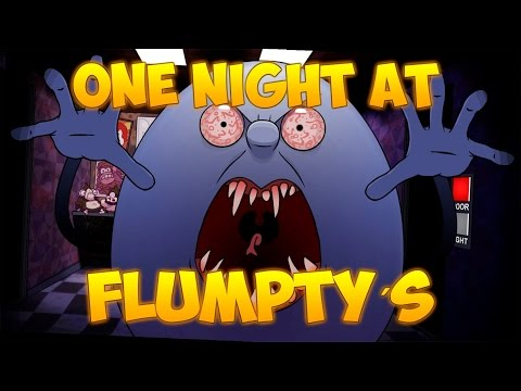 One Night At Flumpty`s 2. ЛУЧШАЯ ПАРОДИЯ НА FNAF!!!!