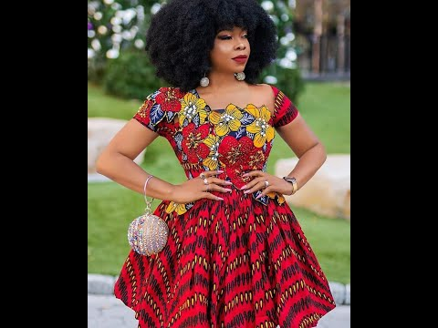 2020 UNIQUE #ANKARA STYLES: MOST BEAUTIFUL AFRICAN FASHION DRESSES 2020