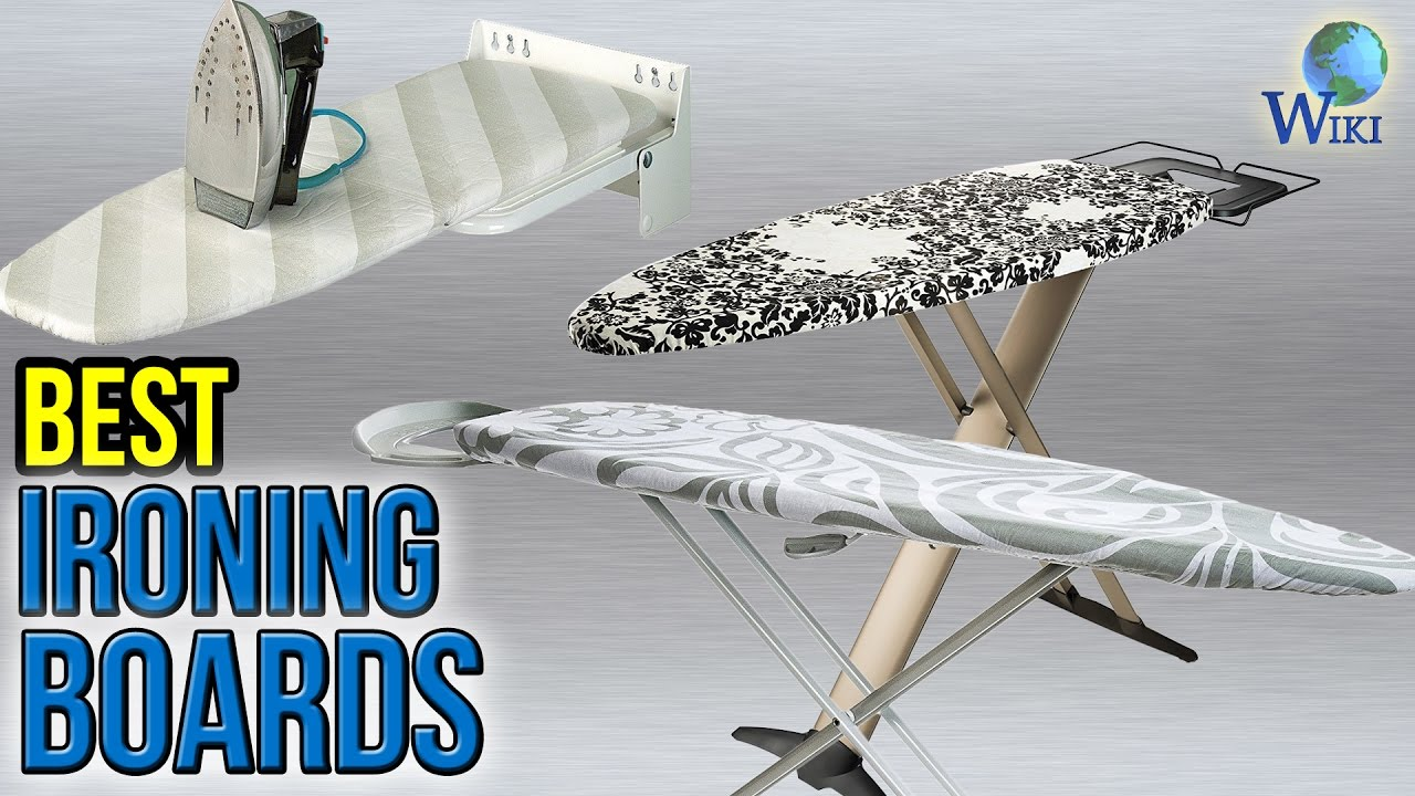 10 Best Ironing Boards 2017