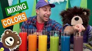 Gambar cover Mixing Colors | Science Experiments for Kids