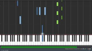 Maxence Cyrin - Where is my mind piano tutorial
