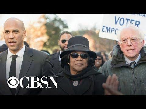 Several Democratic presidential hopefuls visit South Carolina this week