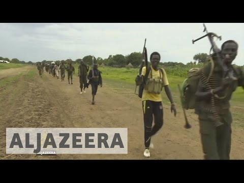 Civilians killed in fighting in South Sudan