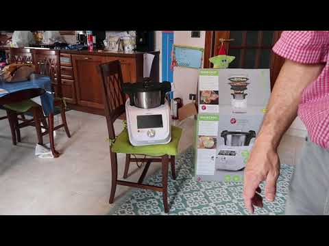 How to set up and unboxing the Monsieur Cuisine Connect