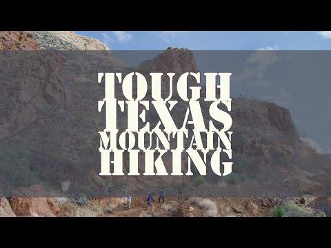 Tough Texas mountain hiking: North Franklin Peak