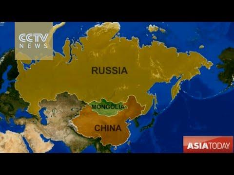 Leaders discuss establishment of China-Russia-Mongolia Corridor