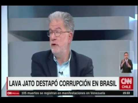 Prof. Eduardo Engel en CNN Chile, sección Cable a Tierra (Parte 2)