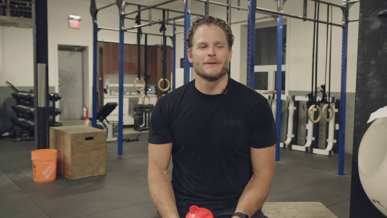 Adrian Talks About CrossFit Toronto