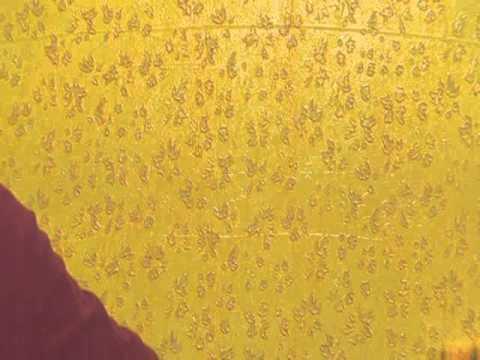 Video efeito estrelas rolo decorativo ref 971 4 youtube for Pintura decorativa efeito marmore