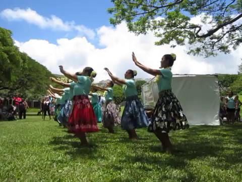 """Hālau Mōhala ʻIlima - """"Kalākaua He Inoa"""""""