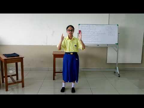 Belajar Dirigen Birama 4/4 | Pembelajaran Seni Musik | SMP Strada Mardi Utama 1