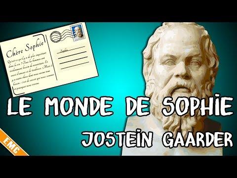 Funny philo : Le Monde de Sophie, Jostein Gaarder (EMC #8)