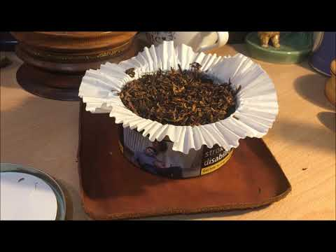 Dunhill Elizabethan Pipe Tobacco....better late than never!! 2