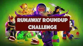 Lego DC Super Villains –Runaway Roundup Challenge - Inmate Locations