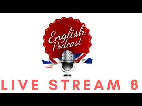 Poh's English Pod Live Stream - All Lesson
