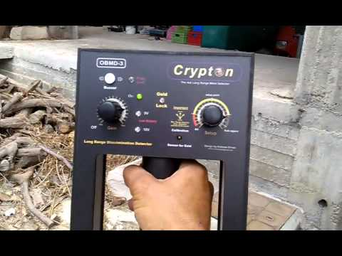 Long Range Locator Crypton 3