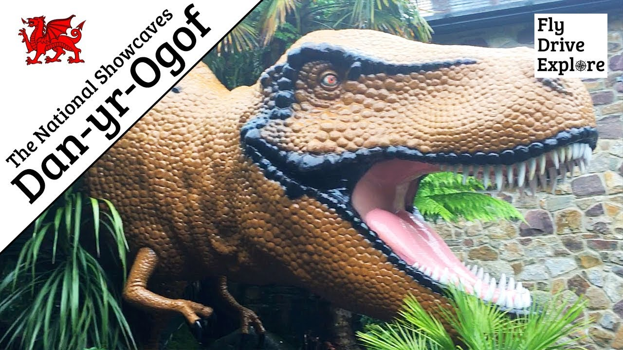 A Day Out At Dan yr Ogof Showcaves, South Wales