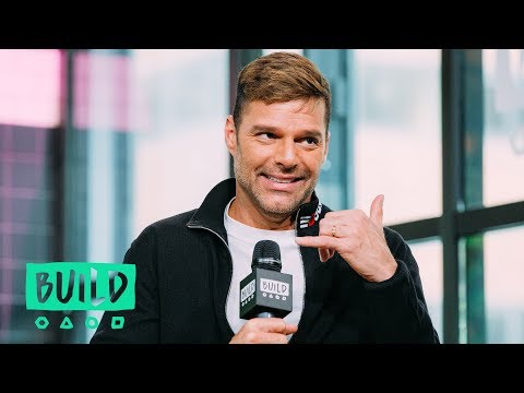Ricky Martin On