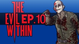 Delirious Plays The Evil Within: Ep. 10 (So many big monsters!) Chapter 10