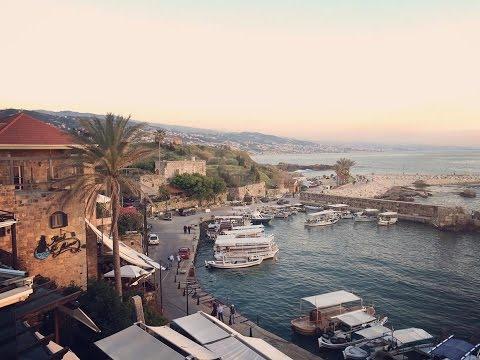LEBANON ROAD TRIP 2016