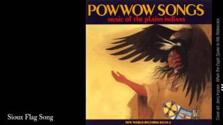 Sioux Flag Song