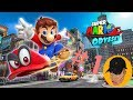 """THIS GAME LOOKS BEAUTIFUL"" - SUPER MARIO ODYSSEY GAMEPLAY PT 1 