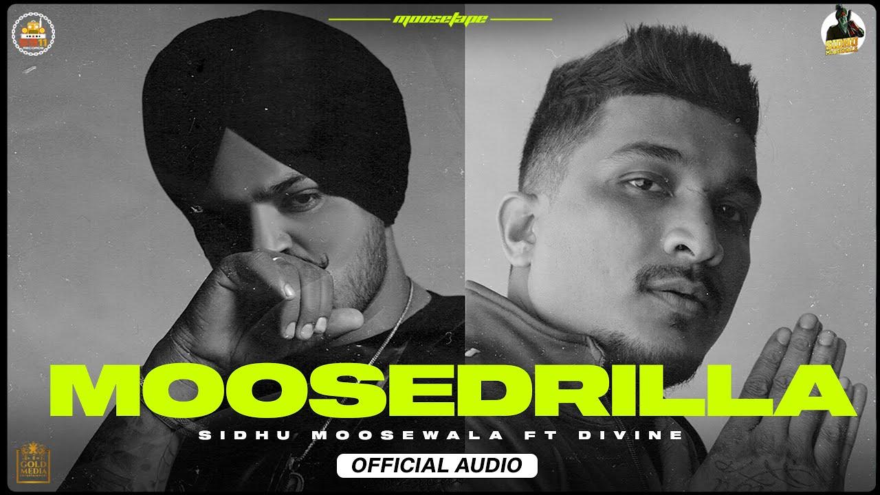 Moosedrilla - Sidhu Moosewala, DIVINE (Lyrics w/ English Translation)