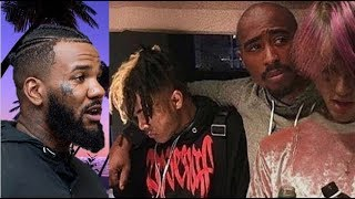 GAME Addresses People Angry Over 2PAC Picture He Posted On Instgram W/XXXTENTACION & LIL PEEP