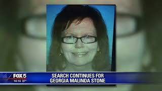 Search continues for Georgia Malinda Stone