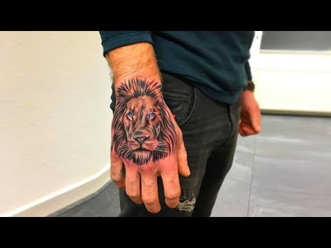 What does lion tattoo really mean?