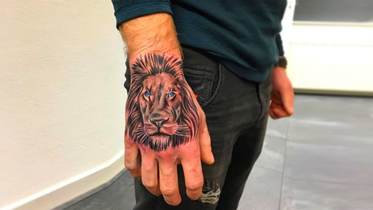 What Does Lion Tattoo Really Mean Youtube