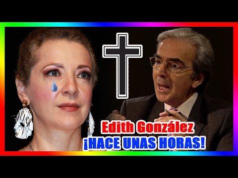 El esposo de Edith González reveló algo TERR-lBL3 sobre la condición de S.4.L.U.D de su esposa.
