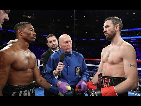 WATCH | OTB | LIVE - ANDY LEE RETIRES FROM BOXING