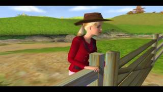 Barbie Horse Adventures Wild Horse Rescue (Commentary) Part 1: The Best Part