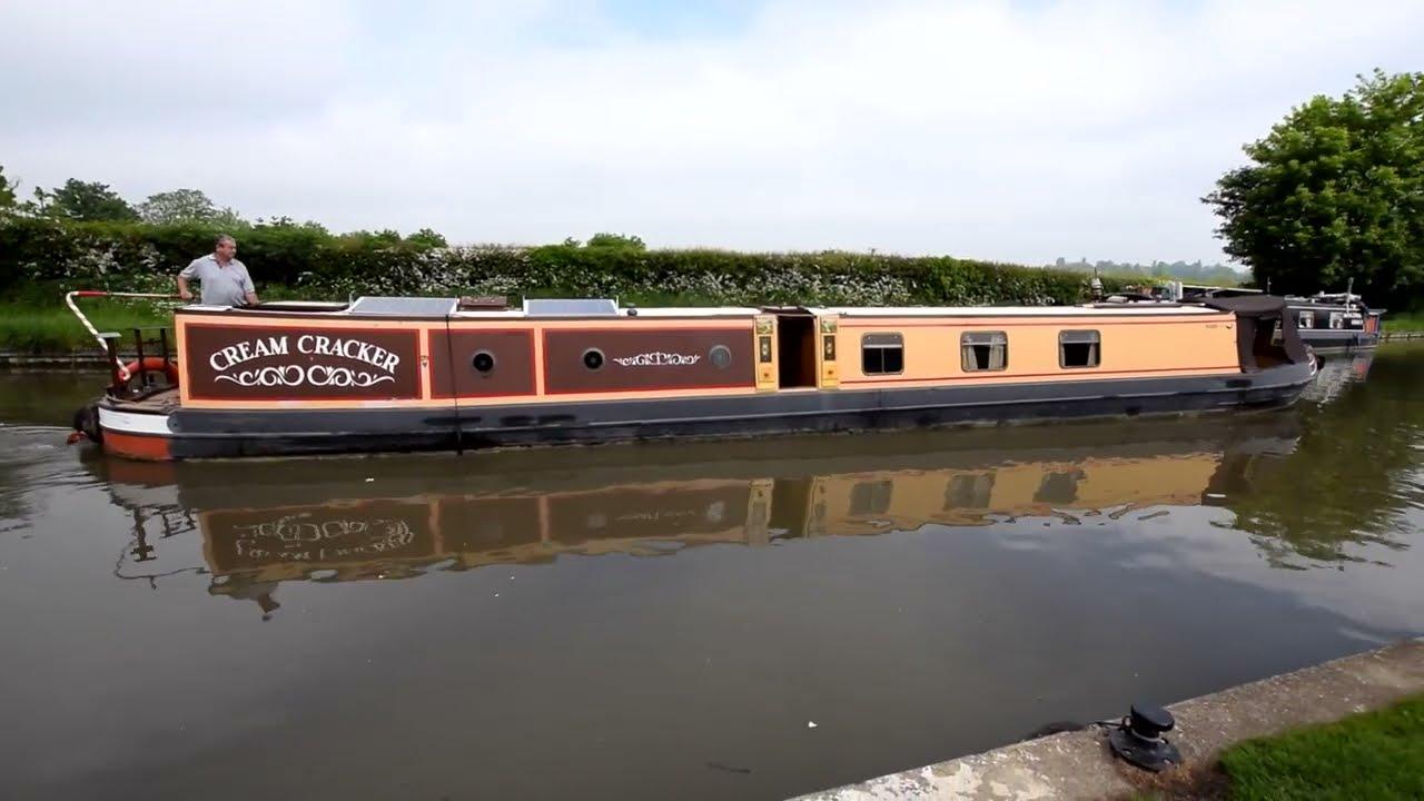 UNDER OFFER - Cream Cracker 62ft Trad Stern 1994 Norton Canes / Warwickshire Narrowboats