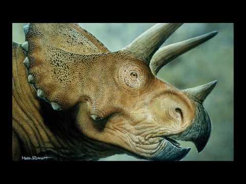 Dinosaurios: Triceratops y los ceratopsidos
