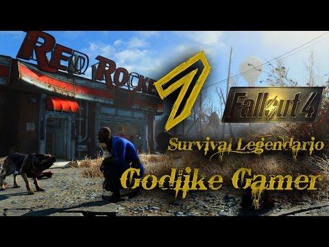 Fallout 4 Survival 7   Limpiamos la torre de satélite