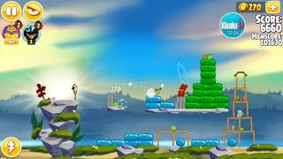 Angry Birds Seasons 1-13 Summer Camp (3 Stars)