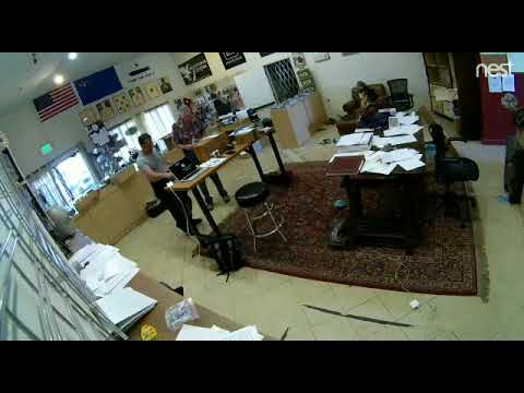 VIDEO Holstered Pistol Discharges Negligent or Accident