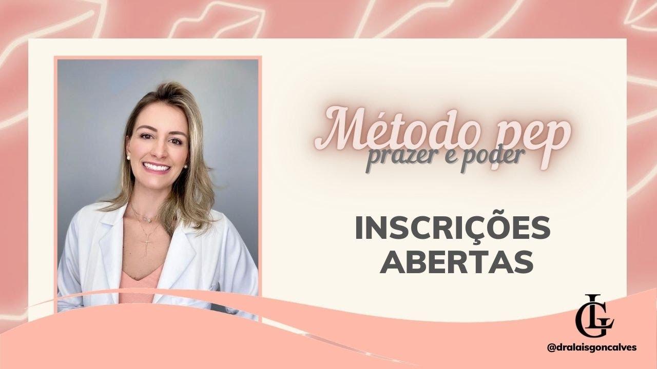 Resultado de imagem para Método PEP Dra Laís Gonçalves