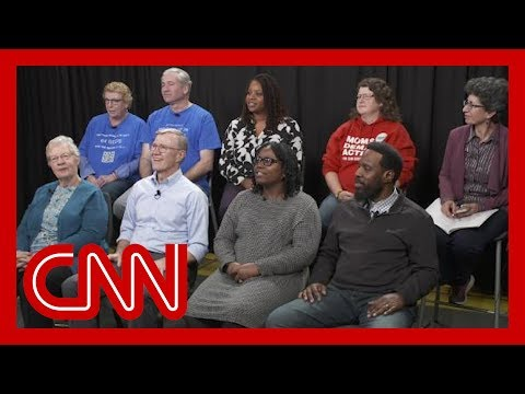 Voters share who they think should drop out of 2020 race