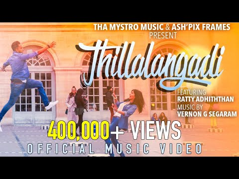 Thillalangadi | Tha Mystro ft. Ratty Adhiththan | Official Music Video