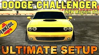 [NEW] Magnum RT Ultimate Setup + Test Drive! (Dodge Challenger Ultimate) CarX Drift Racing