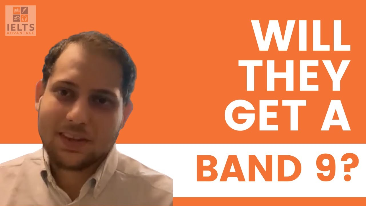 Will This Student get a Band 9 in IELTS Speaking?
